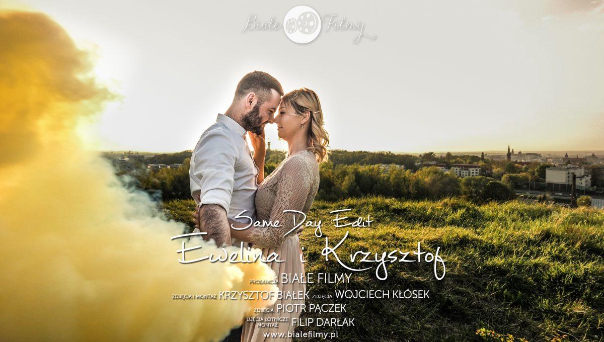 Ewelina i Krzysztof